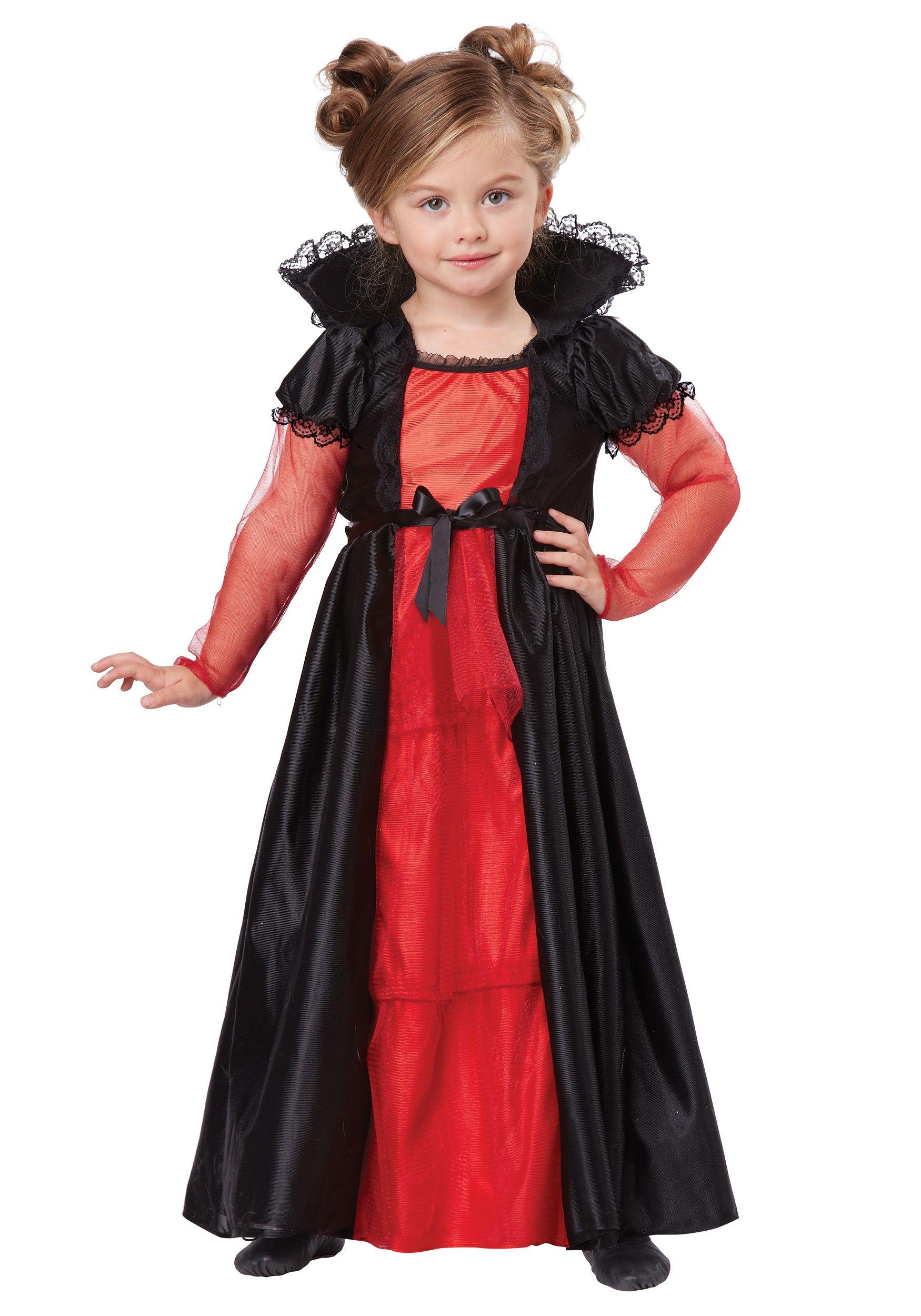 Toddler Vampire Girl Costume | Vampire girls, Costumes and ...