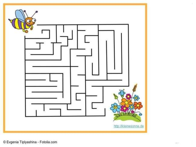 labyrinthe irrgarten malvorlagen kostenlos für kinder