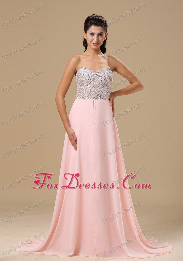 Light pink cheap prom dresses | Beautiful dresses | Pinterest ...