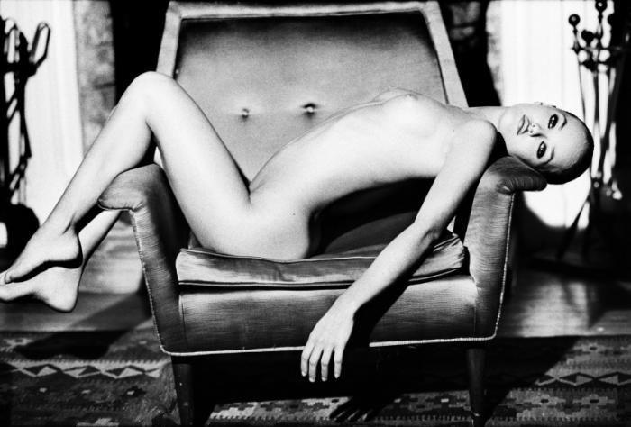 Vanessa Paradis by E.V.U.