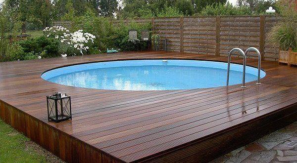 Erstaunliche Uberirdische Pool Ideen Und Design Deck Ideen Landschaftsgestaltung Hacks Spi Garden Swimming Pool Best Above Ground Pool In Ground Pools