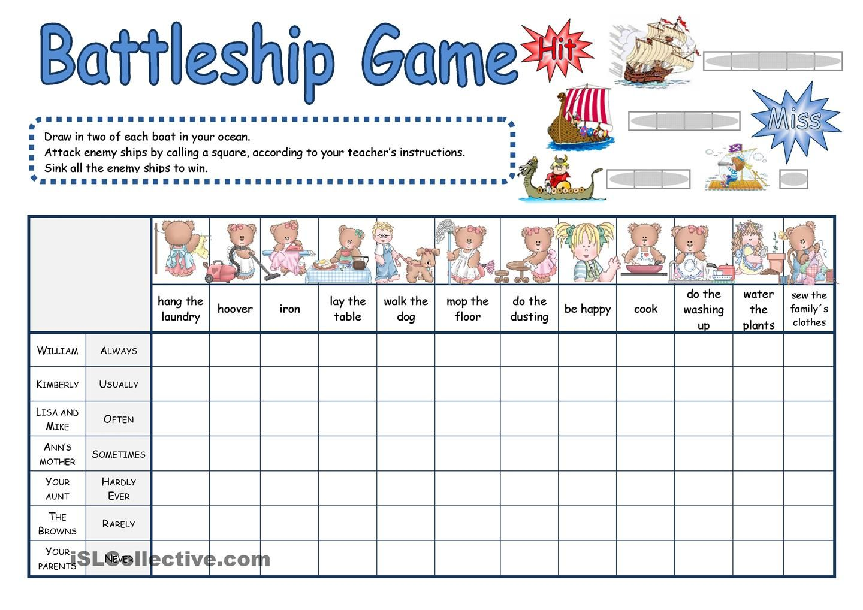 Battleship game Battleship game, Teaching, Battleship