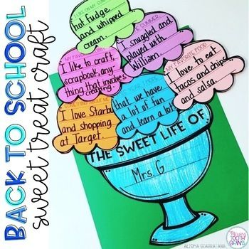 Back To School Craft #backtoschool