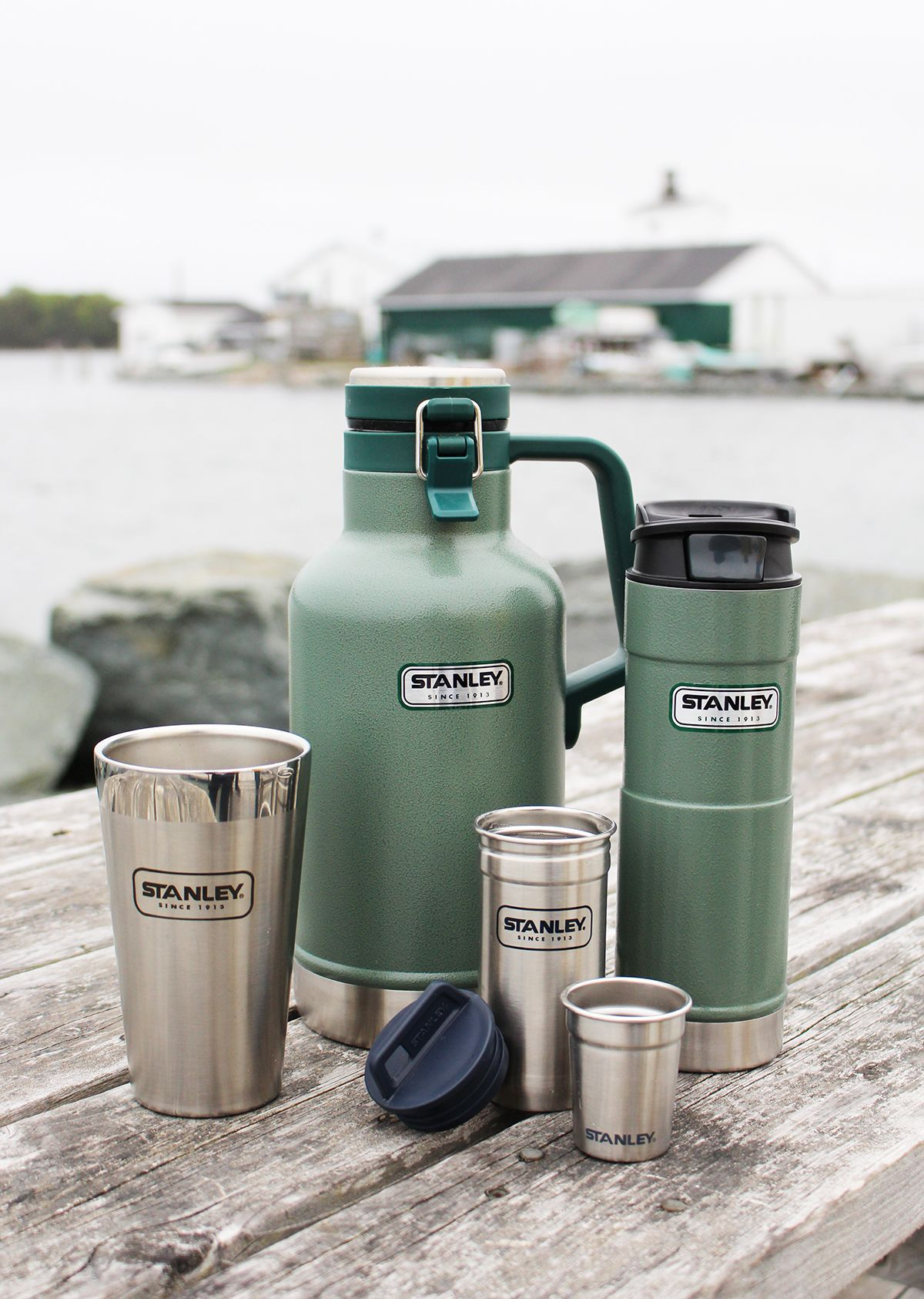 Fathers day gift ideas from stanley brand camping