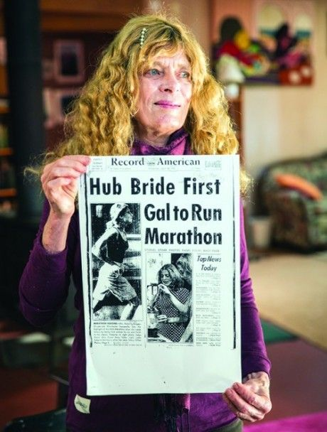 e8689ffca The Real Story of the First Woman to Run the Boston Marathon ...