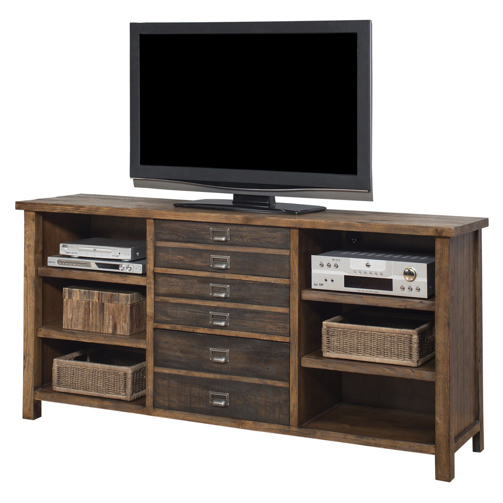 Martin Furniture Heritage Credenza TV Stand | From Hayneedle.com