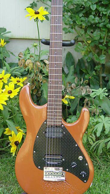 Bradley nowell guitar