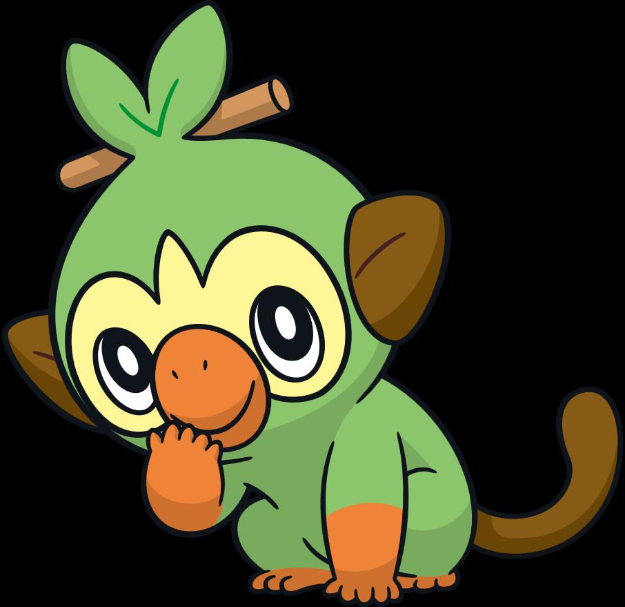 Grookey Pokemon Wiki Fandom Pokemon Pokemon Starters Pokemon Wiki Questo pokémon produce energia assorbendo i raggi del sole con la sua pelliccia verde. pokemon pokemon starters pokemon wiki