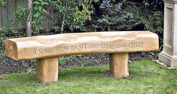 A Garden Memorial Keeps Loved Ones Close Memorial Garden Memorial Benches Prayer Garden