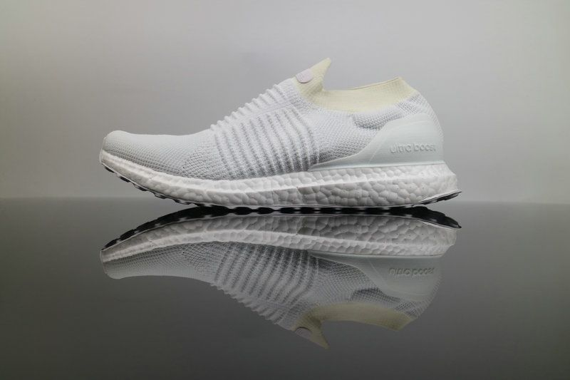 81533cdac492b 2017 2018 Daily adidas Ultra Boost Laceless Mid White All adidas Boost For  Sale