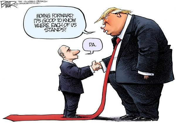 The Real Relationship Between Trump And Putin According