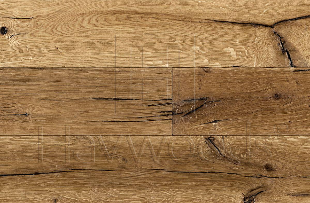 Recm3030 relik reproduction reclaimed oak rannock rustic for Salvaged oak flooring