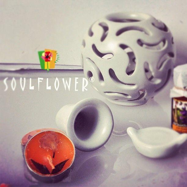 Oriental Handmade 3 Piece Diffuser By Soulflower Handmade Ceramics Handmade Ceramics