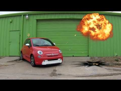 FIATのGIF CM。シュール過ぎる FIAT GIF  Endless Fun | Official FIAT USA Commercial | #LWYA