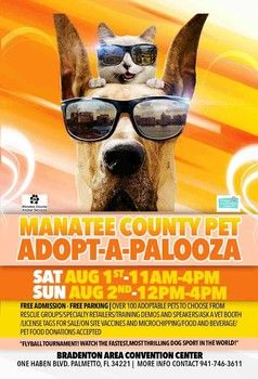 Make This Adoption Event A Success For Great Dogs Dogs Manatee County Dog Lovers