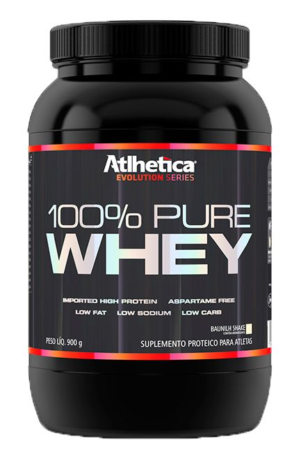 b7ec010cb Relato sobre o 100% Pure Whey da Atlhetica  suplementos  relato ...