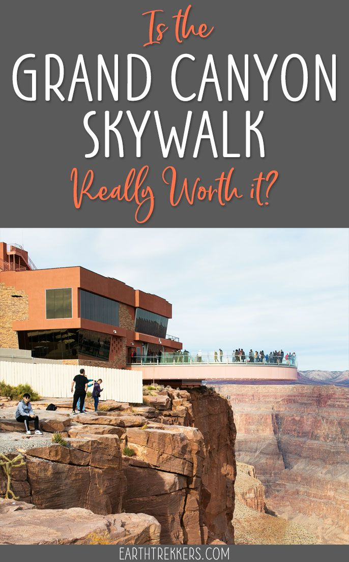 Is the Grand Canyon Skywalk Worth It?