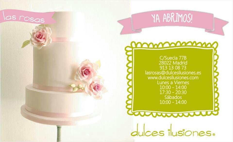 Dulces Ilusiones Las Rosas