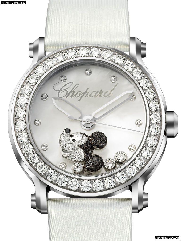 fccbe8ccd3b3 Colección Happy Mickey de Chopard. Cuando Mickey Mouse se convierte en  objeto de lujo.  lujo  relojes  joyeria  joyas  chopard  disney  mickeymouse