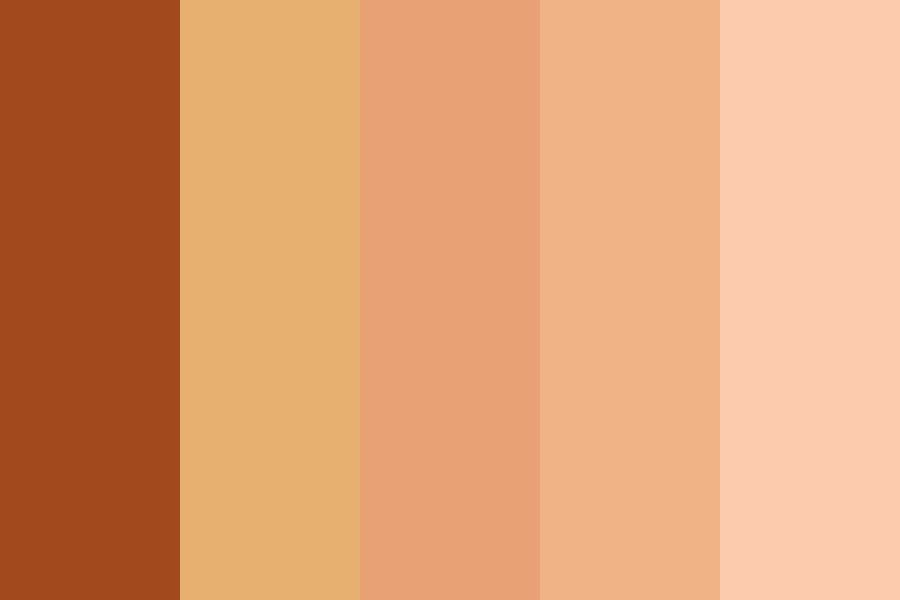 Skin Aesthetic Color Palette Aesthetic Colors Skin Color Palette Color Palette
