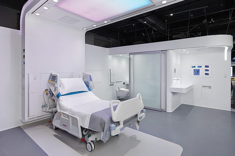 NXT Health pushes hospital design into the future, with a ...