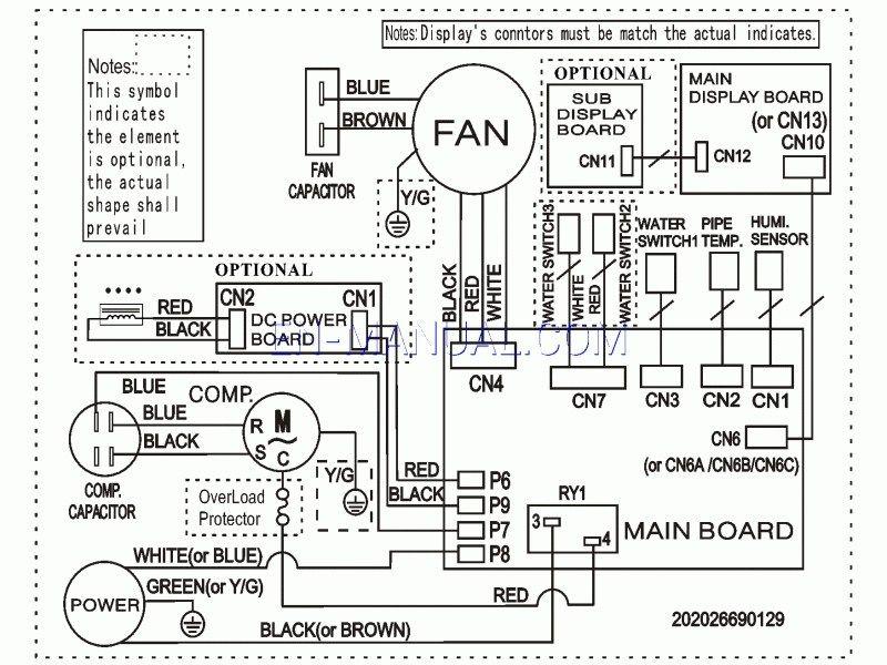Frigidaire Wiring Diagram Newer Sc 1 St Appliance Aid Best
