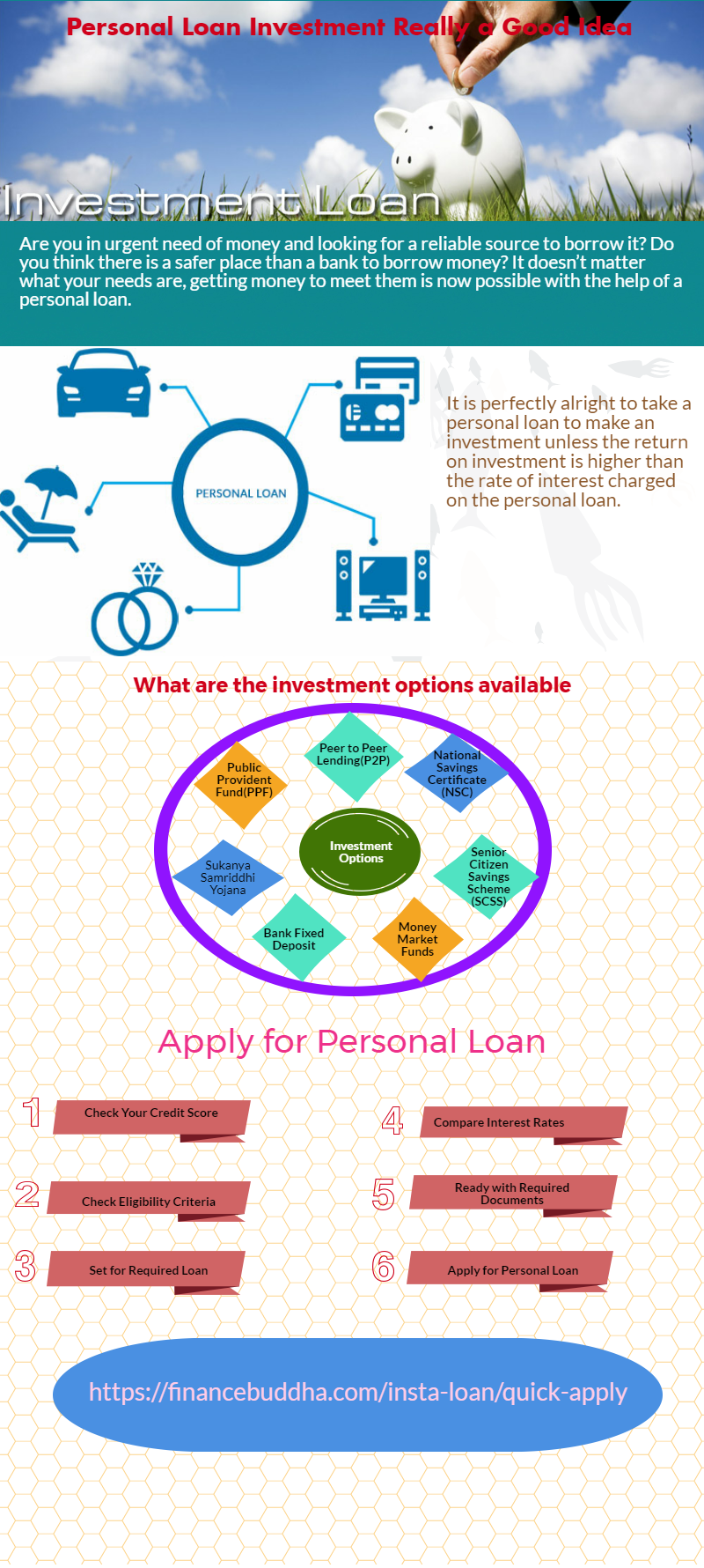 Personal Loan Is So Helpful To Invest For Your Best Future Instant Personal Loan Money Matters Finance How To Apply