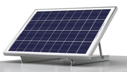 Rv Solar Panel Mount Zonnepanelen