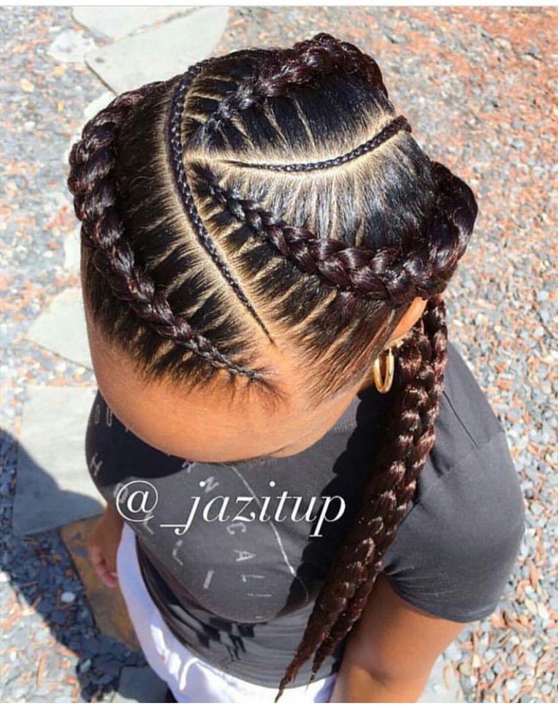 Pinterest Kekedanae20 Natural Hair Protective