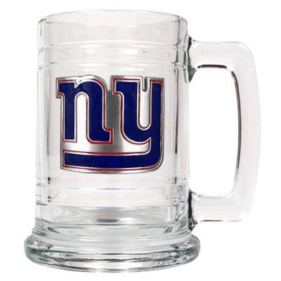 JDS Personalized Gifts NFL 14 oz. Beer Mug NFL Team  New York Giants 089d57b9b