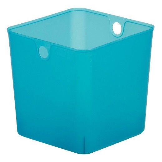 Plastic Cube Storage Bin 11 Room Essentials Target Cube Storage Bins Cube Storage Plastic Storage Cubes