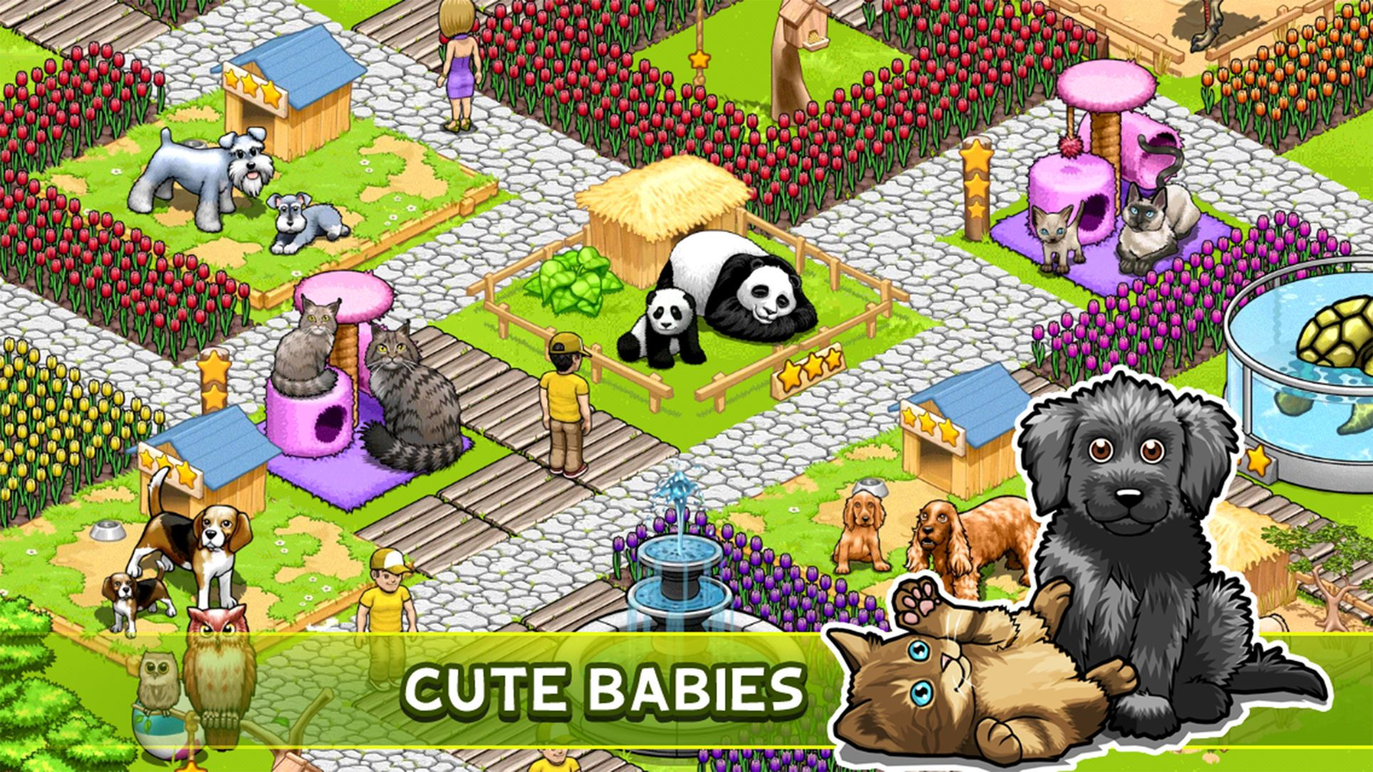 Mini Pets Family Simulation Apps Ios Mini Pets Ios Apps