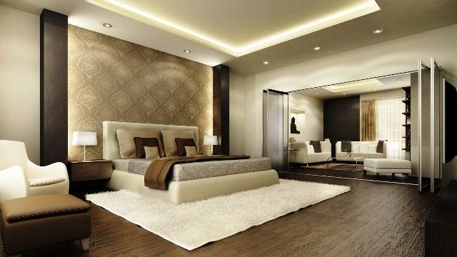 Interior Design Ideas For A Bedroom