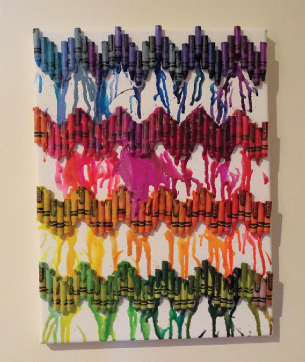 Diy crayon decor do it yourself chevron crayon art special event diy crayon decor do it yourself chevron crayon art special event rentals blog solutioingenieria Image collections