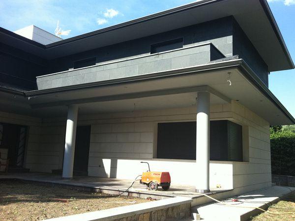 Paneles Petreos. Termopiedra el panel de fachada