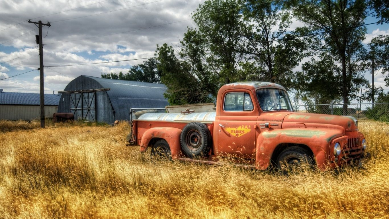 Vintage Truck Wallpapers With Images Old Pickup Trucks