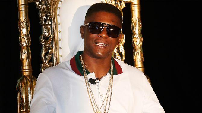 Rapper Boosie Badazz To Make Feature Film Debut In Boxing Movie Glass Jaw Boosie Badazz Boosie Rapper