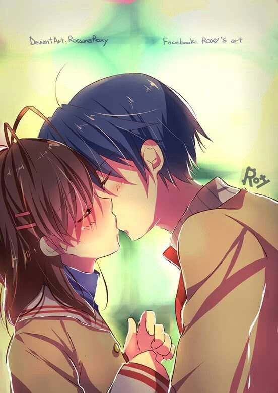 Pin By Prino Lovelove On Clannad 1 2 Clannad Anime Clannad Anime Romance Clannad anime iphone wallpaper