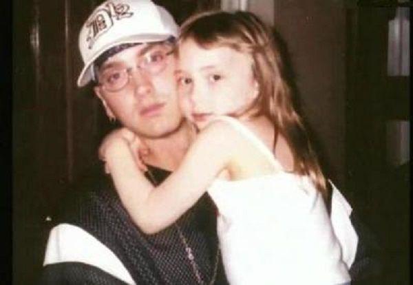 Eminem 'spoils' daughters Hailie Jade Scott Mathers ...