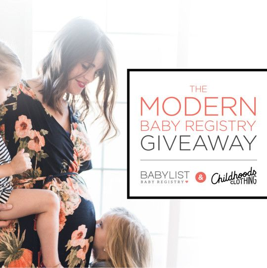 Modern Baby Registry Giveaway via @sewmanywayskimi ...