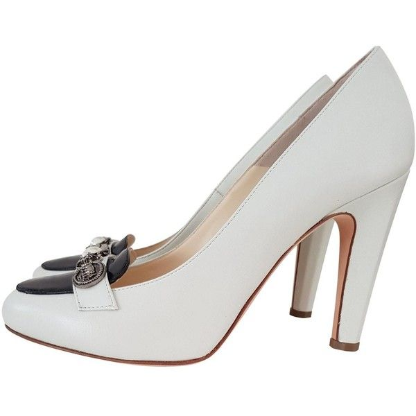 CHANELLeather Heels a1aDD4dH