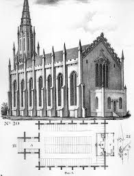 Image Result For Gothic Church Plan