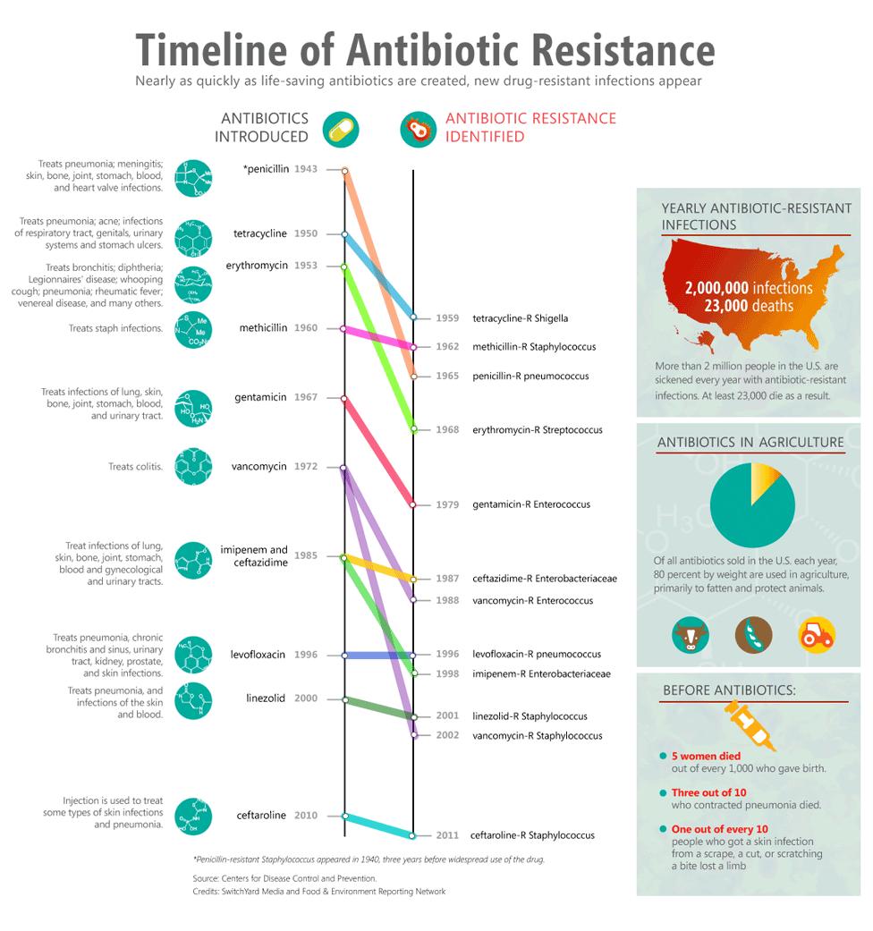 Imagining the PostAntibiotics Future Nursing tips