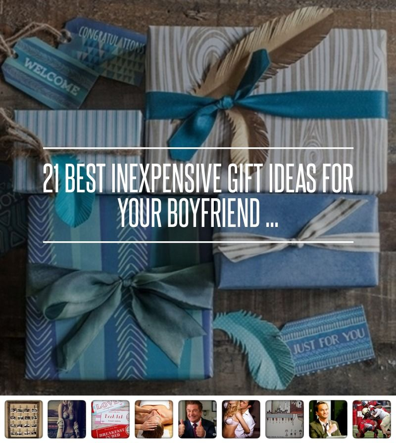 21 Best Inexpensive Gift Ideas For Your Boyfriend Lifestyle