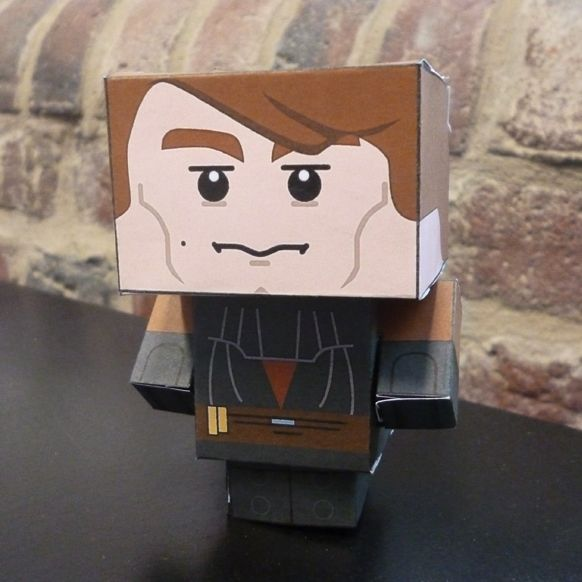 Anakin Skywalker   Origami Yoda   582x582
