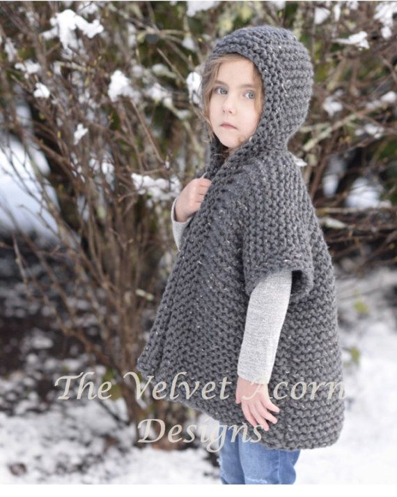 Knitting PATTERN-The Loire Sweater (2, 3/4, 5/7, 8/10, 11/13, 14/16 ...