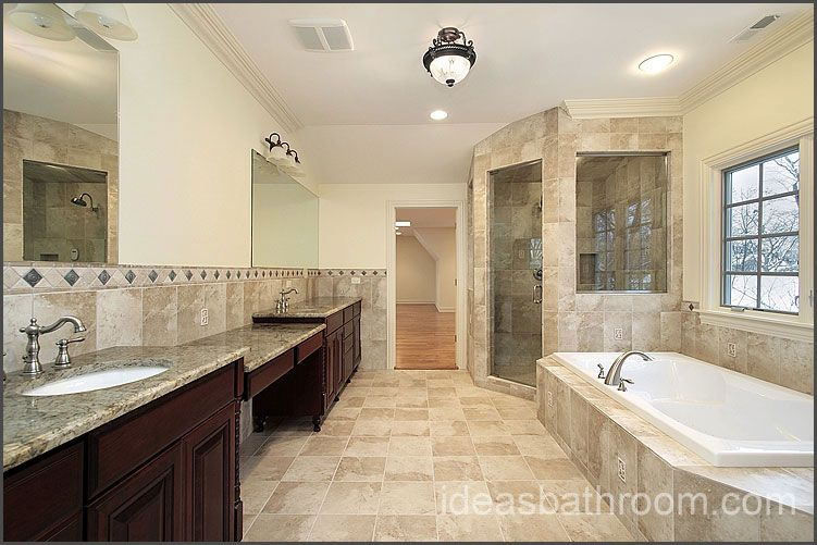 Cheap bathroom tiles bullnose travertine tile for Cheap bathroom tile ideas