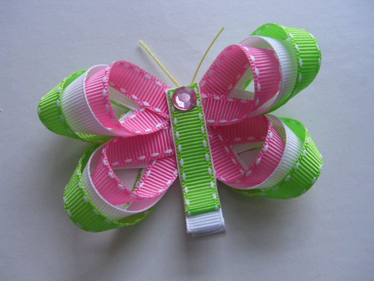 Simply cute butterfly bow