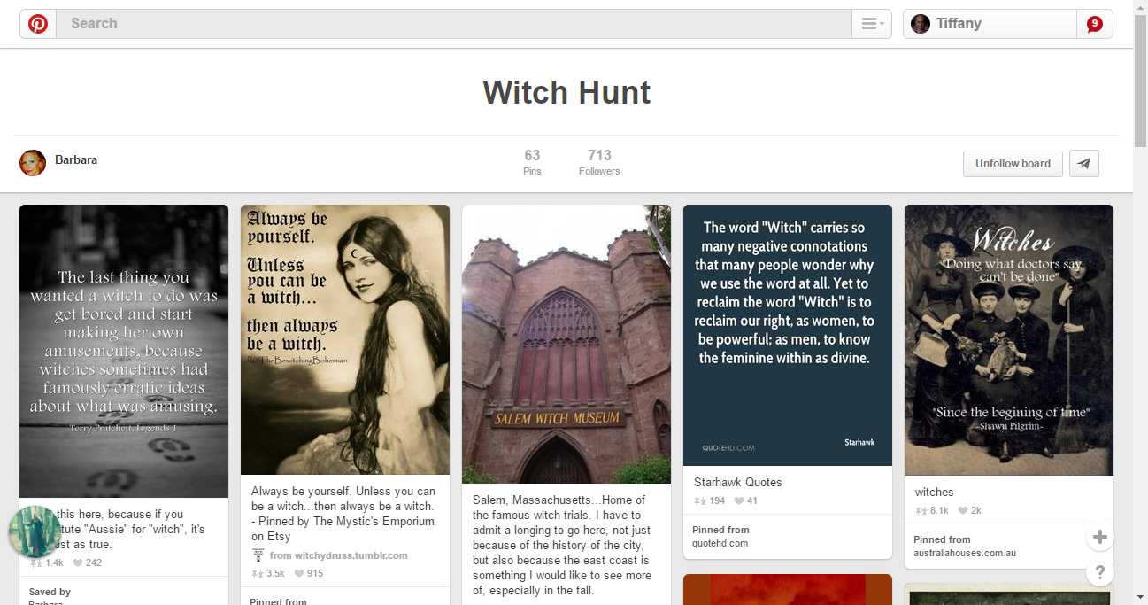 Pinterest • The world's catalog of ideas | Salem tv show, Witch trials,  Getting bored
