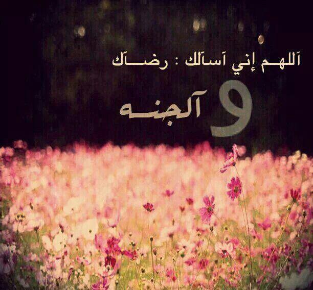 اللهم إني أسالك رضاك والجنة Islam Quran Islamic Quotes Islam
